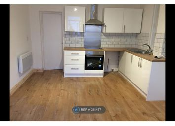 Thumbnail 1 bed flat to rent in Knox Road, Wellingborough