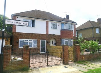 2 bed semi-detached house for sale in Pates Manor Drive, Bedfont, Feltham TW14