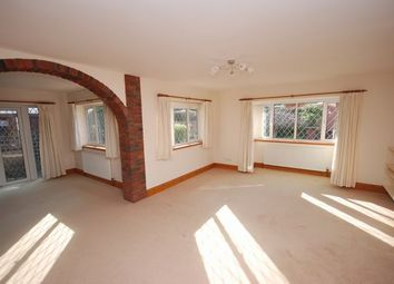 Thumbnail 2 bedroom detached bungalow for sale in Connaught Close, Sidmouth