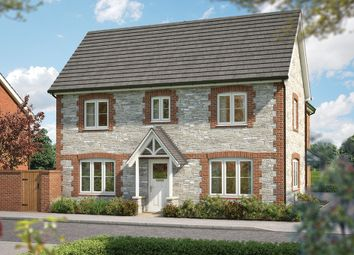 "Thumbnail 3 bedroom property for sale in ""The Spruce"" at The Paddocks, Lower Road, Stalbridge, Sturminster Newton"