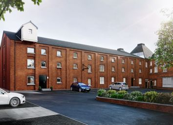 Thumbnail 2 bed flat for sale in The Maltings Hardy Street, Kimberley, Nottingham