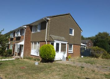 Thumbnail 2 bed end terrace house to rent in Godfrey Close, Lewes