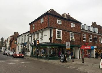 Thumbnail Retail premises for sale in 50 High Street, Salisbury, Wiltshire