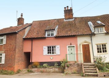 Thumbnail 1 bedroom cottage for sale in Hackney Road, Peasenhall, Saxmundham