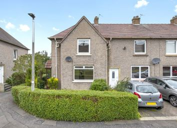 Thumbnail 2 bed end terrace house for sale in 12 Clermiston Grove, Clermiston, Edinburgh
