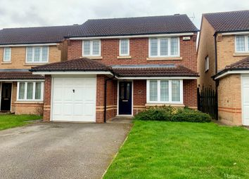 Thumbnail 3 bed detached house to rent in Shiregate Gardens, Littleover, Derby