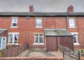 Thumbnail 3 bed terraced house to rent in Richmond Terrace, Walbottle, Newcastle Upon Tyne