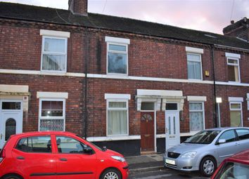 Thumbnail 2 bed terraced house for sale in Elgin Street, Shelton, Stoke On Trent