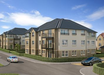"Thumbnail 2 bedroom flat for sale in ""Adam"" at Holme Avenue, Haddington"