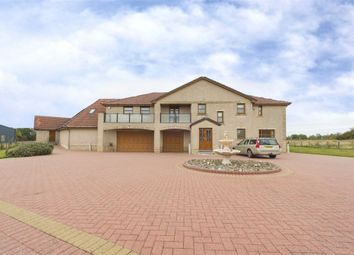 Thumbnail 4 bed detached house for sale in Auchentibber Road, Blantyre, Glasgow, South Lanarkshire