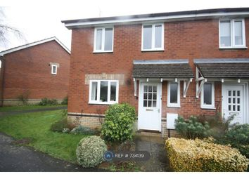 Thumbnail 3 bed semi-detached house to rent in Glosters Green, Kineton, Warwick