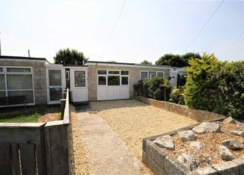 Thumbnail 1 bed terraced bungalow for sale in Tobys Close, Portland, Dorset