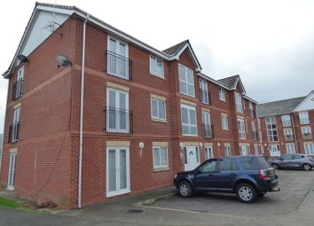Thumbnail 2 bed flat to rent in Christleton Close, Birkenhead