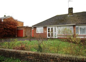 Thumbnail 2 bed bungalow for sale in Minterne Avenue, Sittingbourne