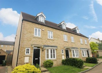 Thumbnail 4 bed town house to rent in Lockwood Chase, Oxley Park, Milton Keynes
