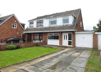Thumbnail 3 bed semi-detached house for sale in Westbury Avenue, Winstanley, Wigan