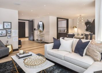 Thumbnail 2 bed flat for sale in Chapter Street, London