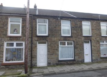 Thumbnail 2 bedroom terraced house for sale in Scott Street, Treherbert, Treorchy
