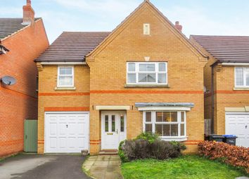 4 bed detached house for sale in Breezehill, Wootton, Northampton NN4
