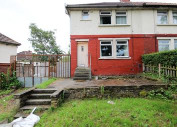 Thumbnail 3 bed semi-detached house for sale in Osterley Grove, Greengates, Bradford