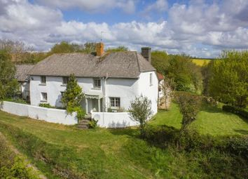 Thumbnail 3 bed detached house for sale in Tedburn St. Mary, Exeter