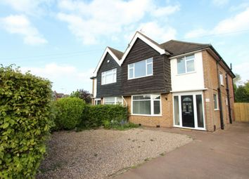 Thumbnail 4 bedroom semi-detached house for sale in Rufford Avenue, Bramcote, Nottingham