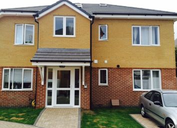 Thumbnail 2 bed flat to rent in Avon Close, Bournemouth