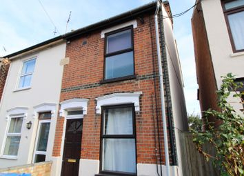 Thumbnail 2 bed end terrace house to rent in Windsor Road, Ipswich