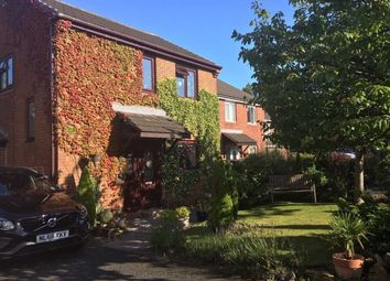 Thumbnail 4 bed detached house for sale in Swallow Close, Ashington