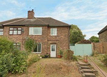 Thumbnail 3 bedroom semi-detached house for sale in Fraser Crescent, Carlton, Nottingham