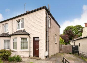 Thumbnail 2 bed semi-detached house for sale in 62 Marionville Avenue, Edinburgh
