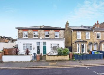 Thumbnail 1 bed flat to rent in Hindmans Road, London