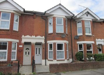 Thumbnail 3 bed terraced house for sale in Cranbury Road, Eastleigh