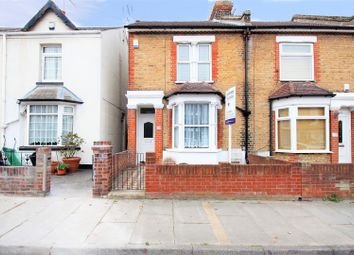 Thumbnail 2 bed end terrace house for sale in Eglinton Road, Swanscombe