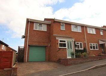 Thumbnail 4 bed semi-detached house for sale in Watton Park, Bridport