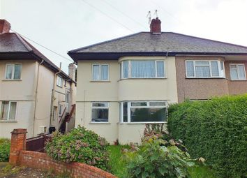 Thumbnail 2 bed flat for sale in Sandow Crescent, Hayes