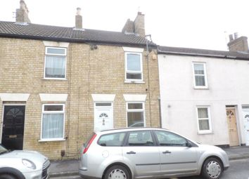 Thumbnail 2 bedroom terraced house to rent in Whitsed Street, Peterborough