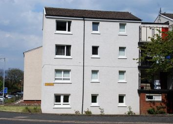 Thumbnail 2 bed flat to rent in Wellington Street, Greenock