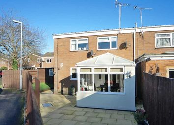 Thumbnail 3 bedroom end terrace house for sale in Knightswood, Cullompton