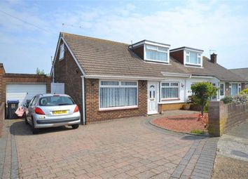 Thumbnail 3 bed semi-detached bungalow for sale in Langdale Avenue, Ramsgate, Kent