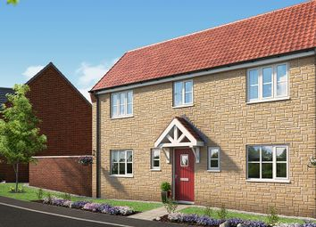 "Thumbnail 4 bed property for sale in ""The Jasmine At Mill Farm, Tibshelf"" at Mansfield Road, Tibshelf, Alfreton"