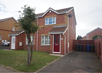 Thumbnail 2 bed semi-detached house for sale in Hollins Wood Grove, Barnsley