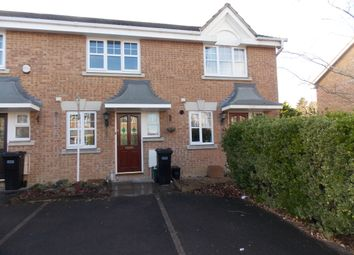 Thumbnail 2 bed town house to rent in Constable Close, Keynsham