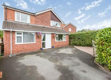 Thumbnail 4 bed detached house for sale in Grasmere Avenue, Congleton, Cheshire