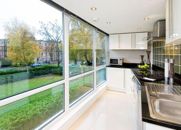 Thumbnail 3 bed flat to rent in St. Johns Wood Park, London, Greater London.