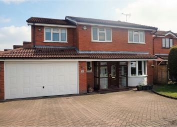 Thumbnail 5 bed detached house for sale in Hillwood Avenue, Solihull