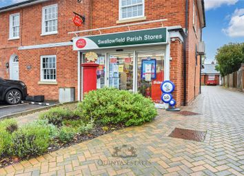 Thumbnail Retail premises for sale in The Street, Swallowfield, Reading