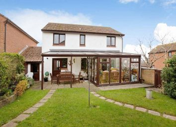Thumbnail 4 bedroom detached house for sale in St. Margarets View, Exmouth
