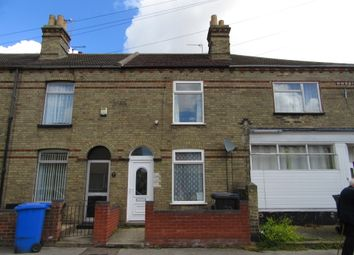 Thumbnail 3 bedroom terraced house to rent in Kimberley Road, Lowestoft