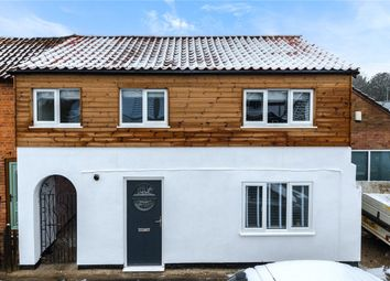 Thumbnail 2 bed semi-detached house for sale in Church Street, Ruskington, Sleaford, Lincolnshire